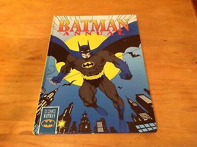British Dc Comics Annual. Batman 1995. Manbat