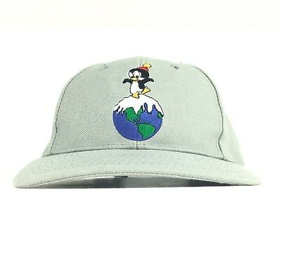 Chilly Willy Arctic Penguin Universal Studios Hollywood Baseball Cap Hat Adult
