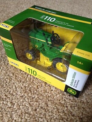 1/16 1963 John deere 110 collector edition 50th anniversary Horicon works