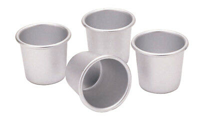 NEW KitchenCraft Dariole Moulds 6.5cm Set of 4