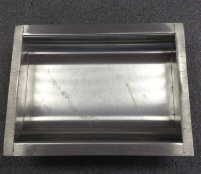 Stainless Steel Drop-In Deal Tray (Money Tray)