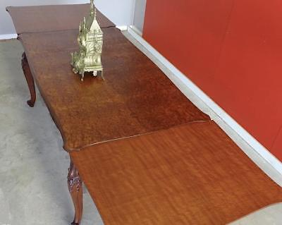 Antique / Vintage French Louis XV Dining Kitchen Table Walnut