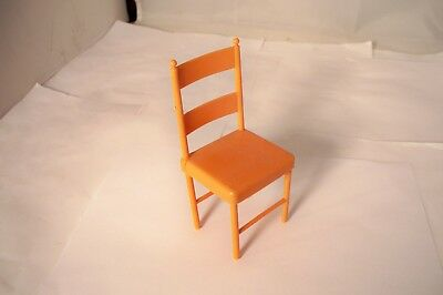 Vintage Mattel Barbie 1973 Sunshine Family Doll House Replacement Kitchen Chair