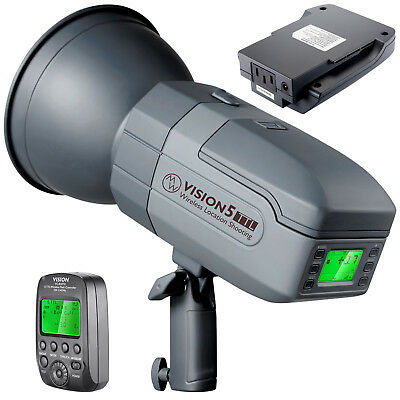 Neewer Vision5 400W TTL for NIKON HSS Outdoor Studio Flash Strobe with Trigger