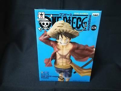 Rare Banpresto ONE PIECE magazine FIGURE Luffy Normal Color  from Japan