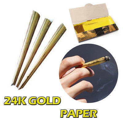 Rolling Paper Filter Tips 110MM Natural White Unrefined Cigarette Paper