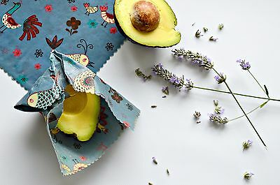 BeeGreen Beeswax Food Wrap - ALL ORDERS WILL BE SENT ON 19/10/18