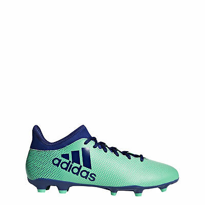 Adidas f30 trx ag Hommes-Chaussures de foot bleu//blanc//rouge AG-cames NEUF