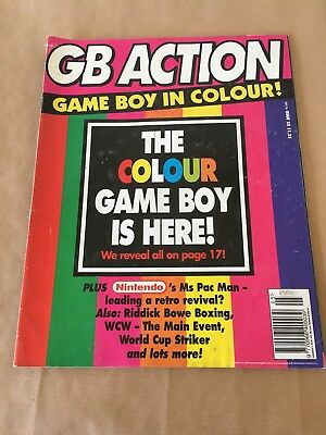 GB Action Magazine - Game Boy - Issue 25 - May 94