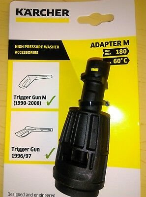 Karcher Adapter M 2643950 Old gun  to new lance