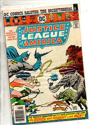Justice League of America #132 and #133 ( 7.0 and 8.5)