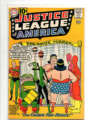 Justice league of America  #7 -Very Fine 7.0