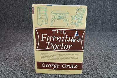 The Furniture Doctor By George Grotz C. 1962