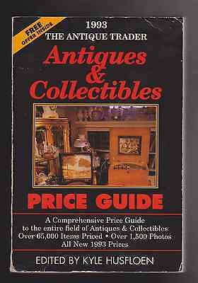 1993 The Antique Trader Antiques & Collectibles Price Guide (R1217).