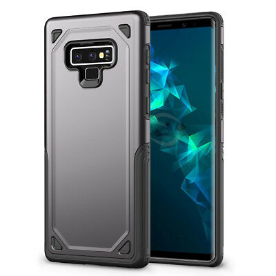 Rugged Rubber Hybrid Shockproof Cover Tough Case For Samsung Galaxy Note 9 S7/S9