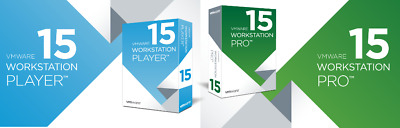 VMware Workstation 15 + Player Lifetime Key Direct download from website
