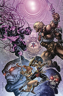 Injustice Vs The Masters Of The Universe #3 (Of 6) 9/12/18