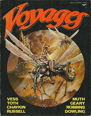 Voyages: Adventures in Fantasy by Alex Toth, Charles Vess, Howard Chaykins