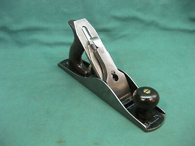 STANLEY BAILEY No.5 1/4 JACK PLANE WITH SINGLE PATENT DATE