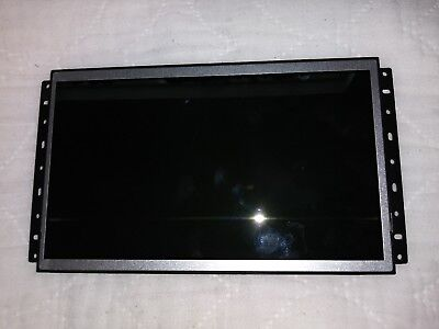 "10"" (diagonal) POP video display for repair or parts"