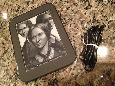 Nook Simple Touch Reader. Used in excellent condition