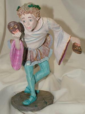 Duncan Royale GRECO ROMAN History of Clown Limited Ed Sculpture Figurine $237