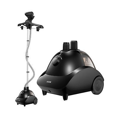 Aicok Garment Steamer, 1700W Steamers for Clothes, Professional Clothes Steam...
