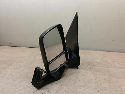 2012 FORD TRANSIT CONNECT Left Door Mirror Manual