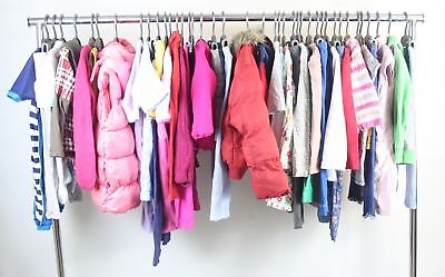 Wholesale Box Kids Clothing Aged 6 Months To 5 Years  (Approx 100 To 120 Items)