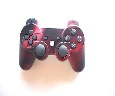 Official Original Genuine Custom Sony PS3 Playstaion Dual Shock 3 Controller #2