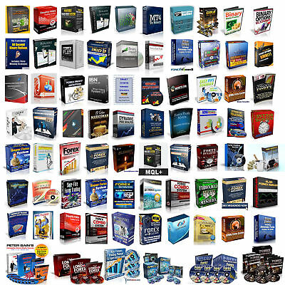 Forex Mega Collection Forex trading system + Forex robot + Binary Option Systems