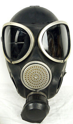 PMK-3 Soviet Russian Army Military Gas Mask Black