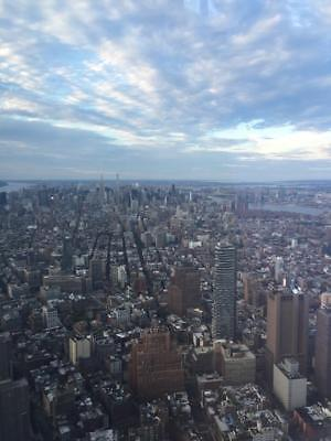 Photo Digital Picture Wallpaper Foto New York Skyview Free Shipping Worldwide #1