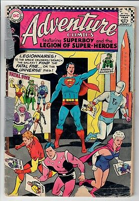 Adventure Comics Featuring Superboy and the Legion of Super-Heroes #352 (a)