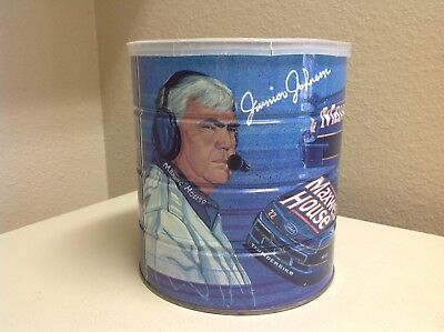 Maxwell House Coffee Can #22 Sterling Marlin & Junior Johnson