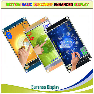 Nextion Basic HMI Intelligent Smart USART LCD Module Display w/ Touch Panel