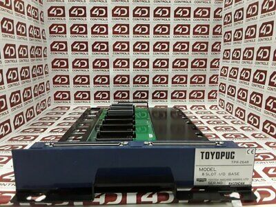 Toyopuc TPR-2648 Base Module - Used