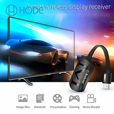 MiraScreen G4/B4 WiFi Display Receiver TV Dongle Miracast DLNA Airplay 1080P UK