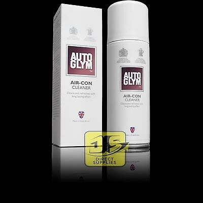 Autoglym Air-Con Cleaner 150 Ml Bomb Sanitiser Freshener Air Conditioning