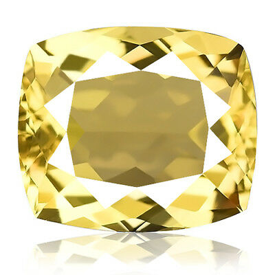 3.55ct Flawless 100% Natural earth mined top quality aaa yellow color beryl aqua