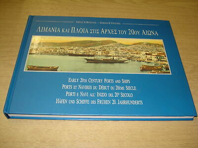 Early 20th Century Ports and Ships, Foustanos, Georgios M., Diopt