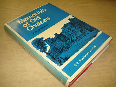 Memorials of Old Chelsea, Beaver, Alfred, EP Publishing Ltd, 1971