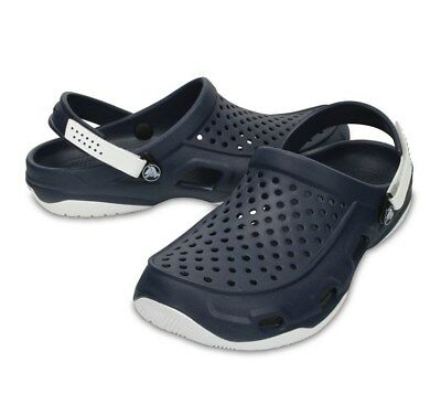 Crocs Mens Swiftwater Deck Clog