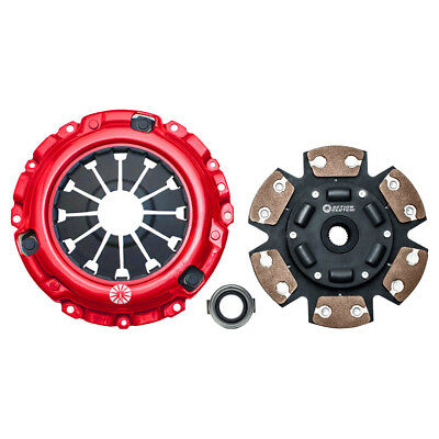 Action Clutch Stage 4 Kit For Honda Civic Type R Ep3 Fn2 K20 Integra Dc5 (6Spd)