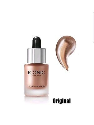 Authentic Iconic London Illuminator Liquid Highlighter Original FULL Size...
