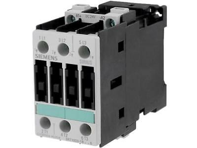 3RT1023-1BB40 Contactor3-pole 24VDC 9A NO x3 DIN on panel Size S0