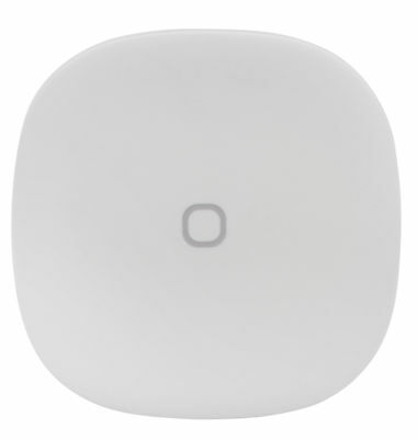 Samsung SmartThings ZigBee Button - Alexa, Google Home Compatible in White