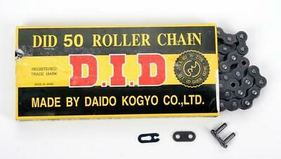 D.I.D. D18-531-120 530 STD Standard Series Non O-Ring Chain 120 Links Natural