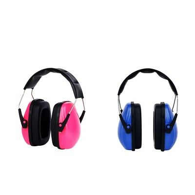 2xEar Defenders Headphones NRR 27DB Baby Safety Ear Muffs Shooting Protector