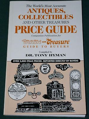 Antiques Collectibles And Other Treasure Price Guide